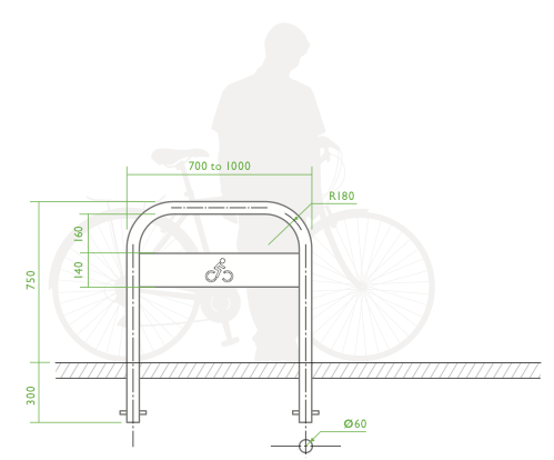 As. Bicycle Parking   Steelscape